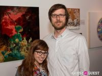 Cat Art Show Los Angeles Opening Night Party at 101/Exhibit #155