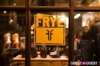 Frye Pop-Up Gallery with Worn Creative #173