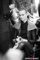 NYC Fashion Week FW 14 Herve Leger Backstage #31