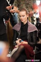 NYC Fashion Week FW 14 Herve Leger Backstage #32