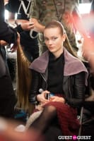 NYC Fashion Week FW 14 Herve Leger Backstage #33