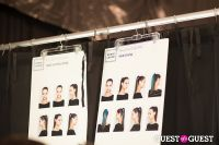NYC Fashion Week FW 14 Herve Leger Backstage #36