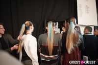 NYC Fashion Week FW 14 Herve Leger Backstage #56