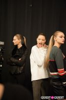 NYC Fashion Week FW 14 Herve Leger Backstage #70