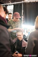 NYC Fashion Week FW 14 Herve Leger Backstage #73