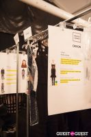 NYC Fashion Week FW 14 Herve Leger Backstage #78