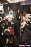NYC Fashion Week FW 14 Herve Leger Backstage #83