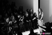 NYC Fashion Week FW 14 Mara Hoffman Backstage #2