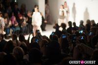 NYC Fashion Week FW 14 Mara Hoffman Backstage #5
