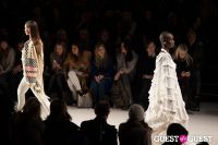 NYC Fashion Week FW 14 Mara Hoffman Backstage #15