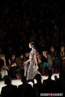 NYC Fashion Week FW 14 Mara Hoffman Backstage #30