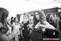 NYC Fashion Week FW 14 Mara Hoffman Backstage #54