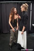 NYC Fashion Week FW 14 Mara Hoffman Backstage #56