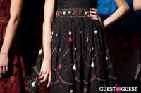NYC Fashion Week FW 14 Alice and Olivia Presentation #9