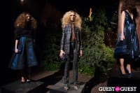 NYC Fashion Week FW 14 Alice and Olivia Presentation #68