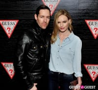 GUESS Road to Nashville Fall 2014 Collection party #1