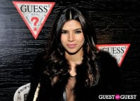 GUESS Road to Nashville Fall 2014 Collection party #93