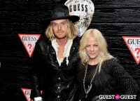 GUESS Road to Nashville Fall 2014 Collection party #108