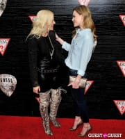 GUESS Road to Nashville Fall 2014 Collection party #139
