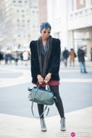 NYC Fashion Week FW 14 Street Style Day 7 #3