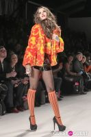 Betsey Johnson MFW Runway Show #11