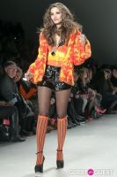 Betsey Johnson MFW Runway Show #12