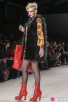 Betsey Johnson MFW Runway Show #13