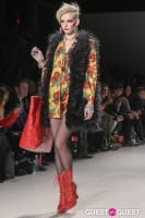 Betsey Johnson MFW Runway Show #14