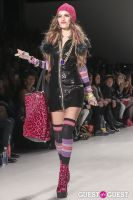 Betsey Johnson MFW Runway Show #34