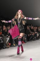 Betsey Johnson MFW Runway Show #35