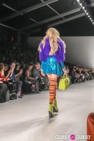 Betsey Johnson MFW Runway Show #36