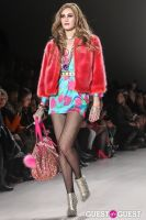 Betsey Johnson MFW Runway Show #48