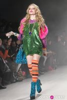 Betsey Johnson MFW Runway Show #53