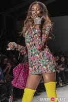 Betsey Johnson MFW Runway Show #55