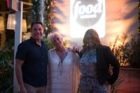 Food Network Magazine Lounge Miami #25