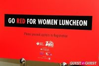 The 2014 AMERICAN HEART ASSOCIATION: Go RED For WOMEN Event #2