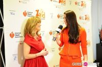 The 2014 AMERICAN HEART ASSOCIATION: Go RED For WOMEN Event #125