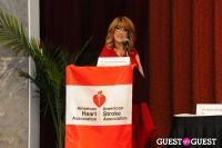The 2014 AMERICAN HEART ASSOCIATION: Go RED For WOMEN Event #227