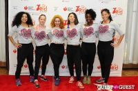 The 2014 AMERICAN HEART ASSOCIATION: Go RED For WOMEN Event #528