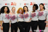 The 2014 AMERICAN HEART ASSOCIATION: Go RED For WOMEN Event #530