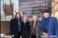 IFAC Presents: Magnificent Obsession: The Early Paintings of Joann Gedney 1948-1963 at Rox Gallery, Curated by Gregory de la Haba #186