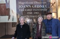 IFAC Presents: Magnificent Obsession: The Early Paintings of Joann Gedney 1948-1963 at Rox Gallery, Curated by Gregory de la Haba #192