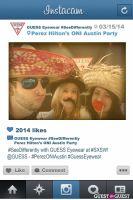 Perez ONI Austin: Guess Eyewear #SeeDifferently Photo Booth at SXSW #43