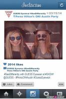 Perez ONI Austin: Guess Eyewear #SeeDifferently Photo Booth at SXSW #44