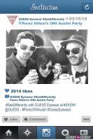 Perez ONI Austin: Guess Eyewear #SeeDifferently Photo Booth at SXSW #46