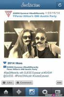 Perez ONI Austin: Guess Eyewear #SeeDifferently Photo Booth at SXSW #47