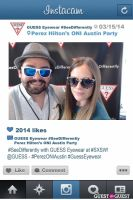 Perez ONI Austin: Guess Eyewear #SeeDifferently Photo Booth at SXSW #48