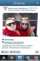 Perez ONI Austin: Guess Eyewear #SeeDifferently Photo Booth at SXSW #49