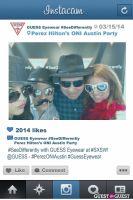 Perez ONI Austin: Guess Eyewear #SeeDifferently Photo Booth at SXSW #50