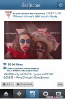 Perez ONI Austin: Guess Eyewear #SeeDifferently Photo Booth at SXSW #53